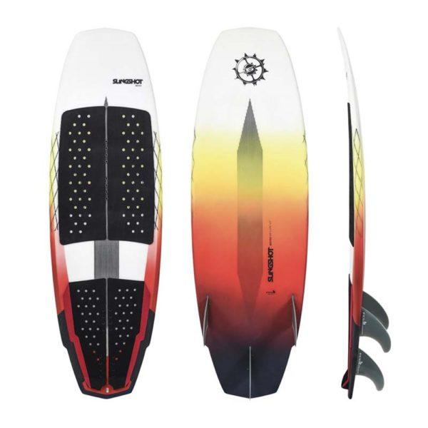 tabla surfkite slingshot sci-fly escuelakitesurfsanlucar 10