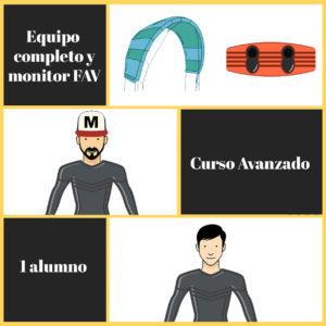curso competo kitesurf